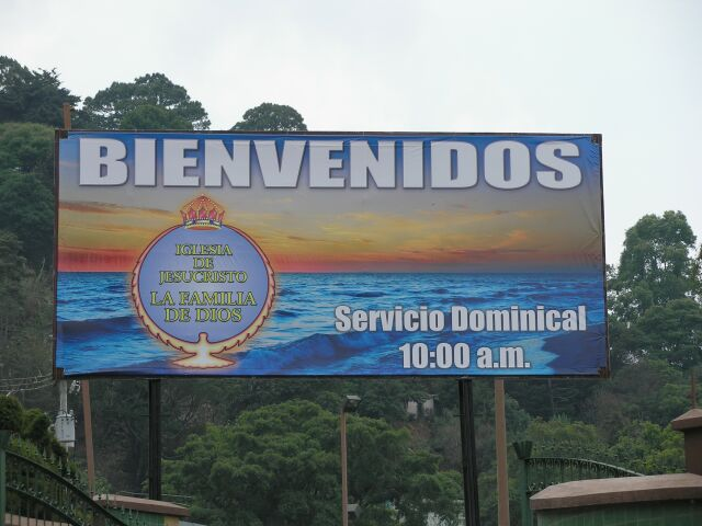 PROLADES RANKING OF EVANGELICAL MEGA-CHURCHES IN CENTRAL AMERICA